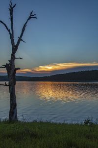 Persimmon Point sunset