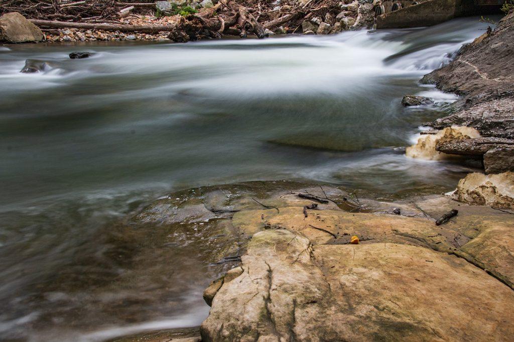 Mill Creek Spillway