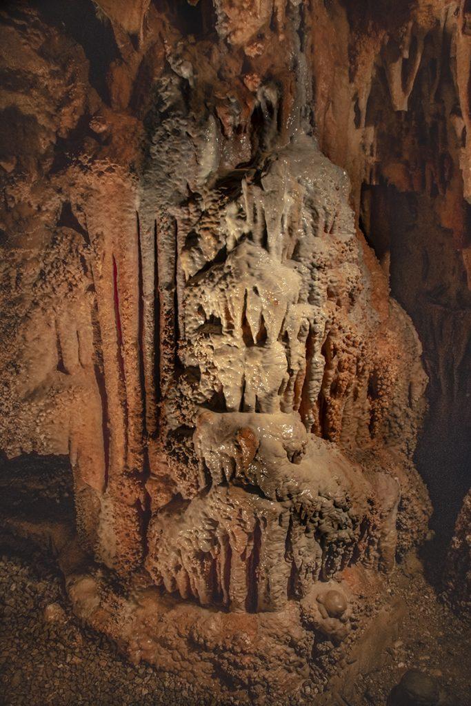 Mystic Caverns Rock Formation 1