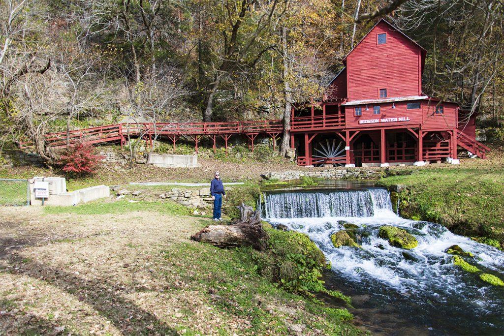 The Falls at Hodgson Water Mill