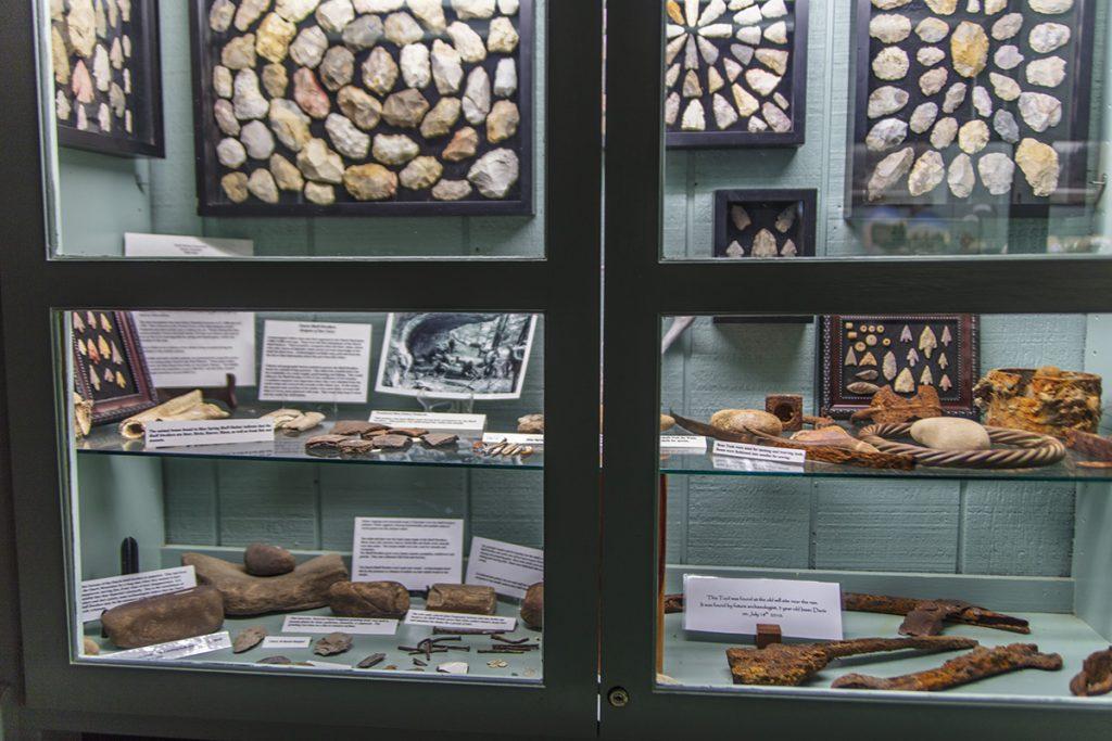 Archeological Items