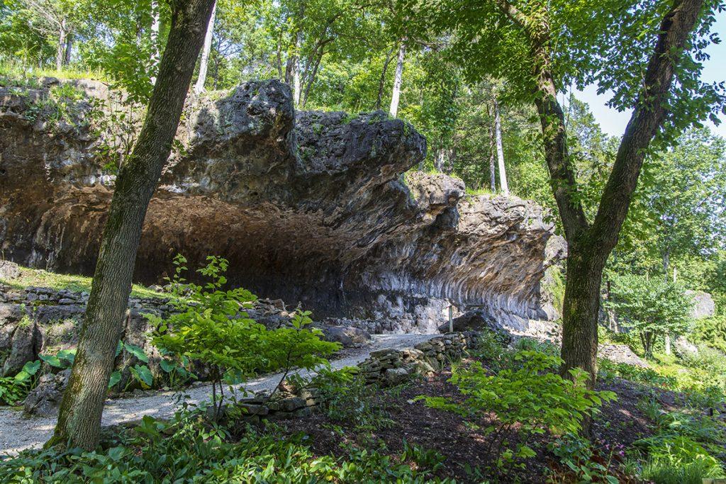 Natural Rock Shelter