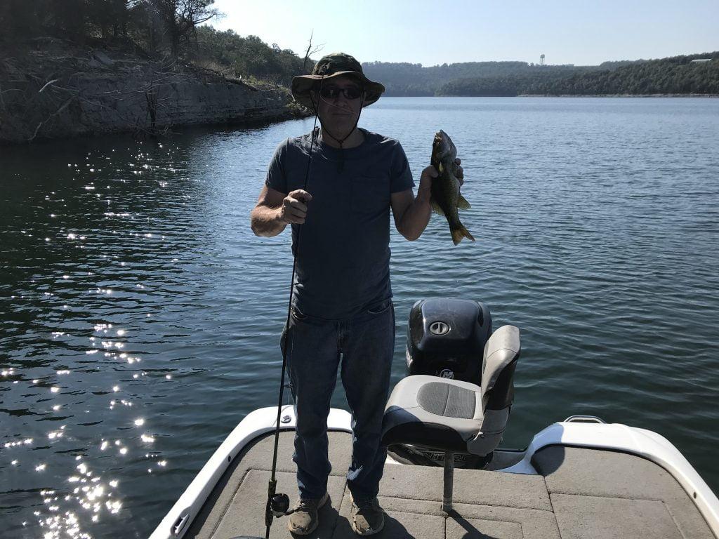 Bull Shoals Fishing 1