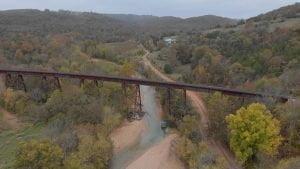 Myrtle Trestle On Bear Creek