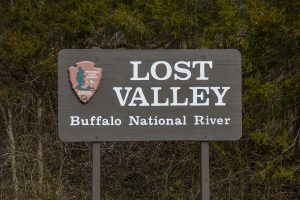 Lost Valley Trail
