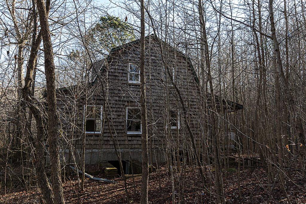 Sweden Falls House