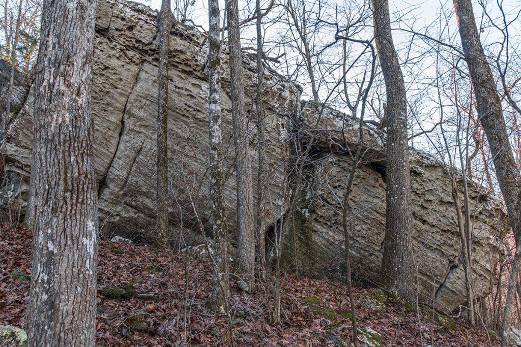 sweden falls boulders
