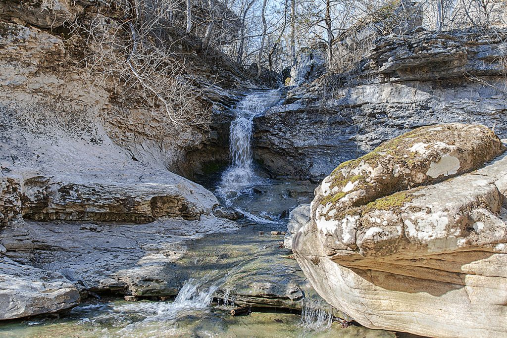 broadwater hollow falls