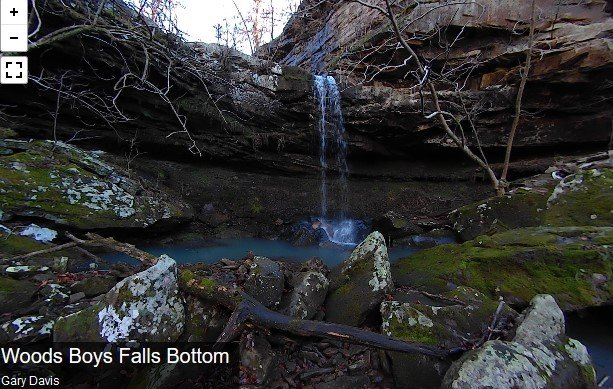 Woods Boys Falls Featured Image