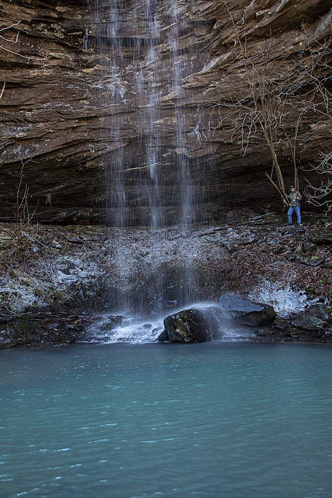 Bowers Hollow Falls