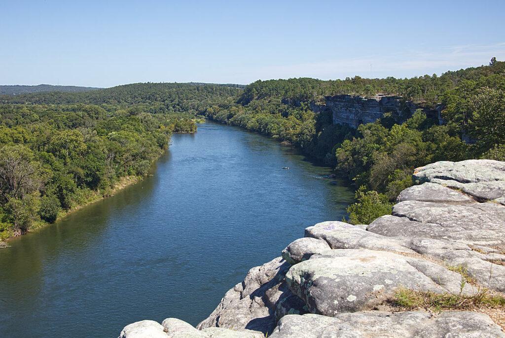 White River Calico Rock