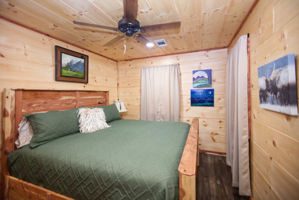 heavens door bedroom