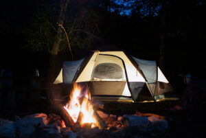 Barshed recreation area campsite