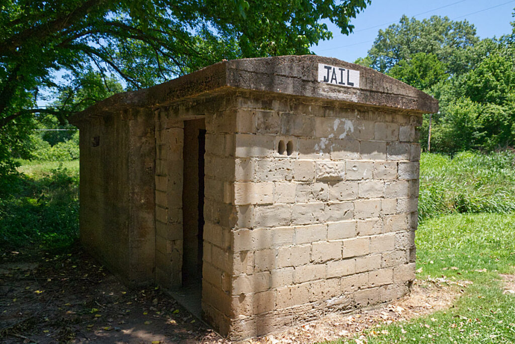 East Calico Rock Historic Jail